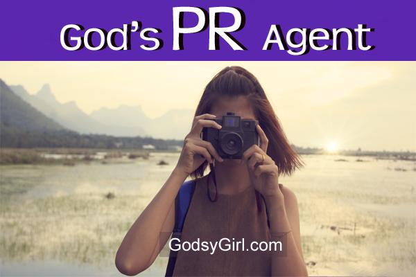 God's Best PR Agent