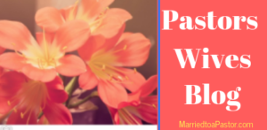 pastors' wives in ministry marriages