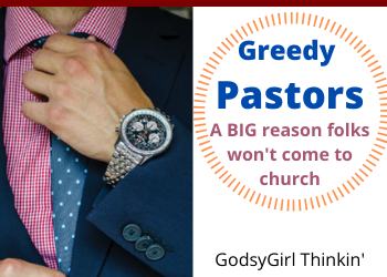 greedy pastors