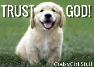 Trusting God in hard times