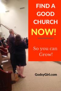 Finding a Good Church