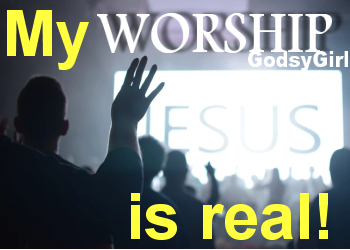 words of worship to God