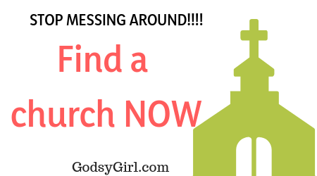 finding a church