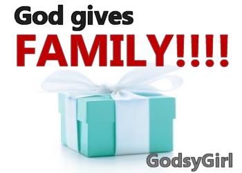 God restores family