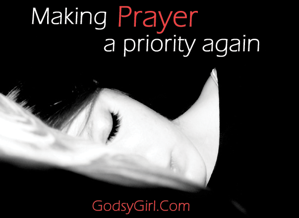 Tips for praying each day