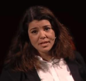 speaking skills in communication Ted talk by Celesete Headlee