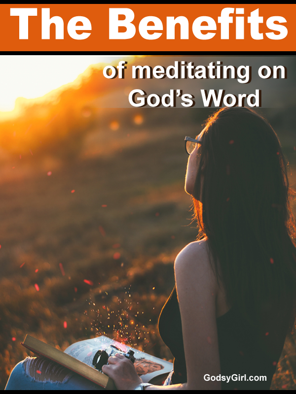 Words, music and scriptures for Christian meditation