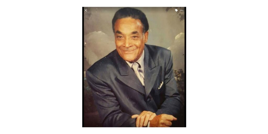 My uncle, Elder Charles Mills