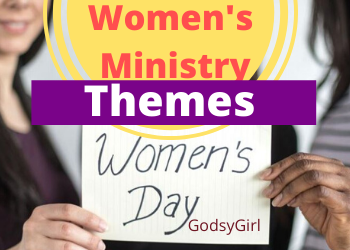 Women's Ministry Themes