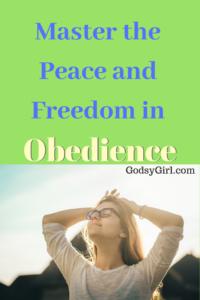 Christian women obeying God is a wonderful thing!!! #christianwomen #obeyingGod #christianlife #womenoffaith