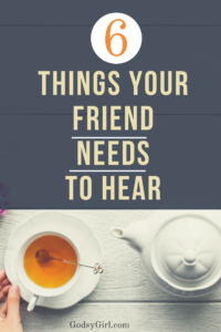 6 things every best friend should head