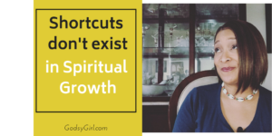 spiritual sloth and Christian short cuts