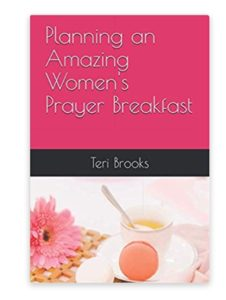 how to plan an amazing prayer breakfast