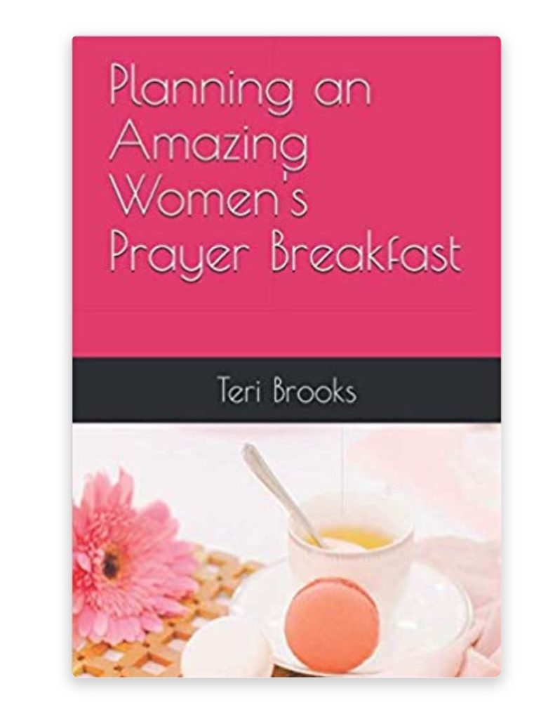 how to plan an amazing prayer breakfast