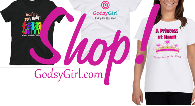 Visit GodsyGirl.com to get tips on everything from how to be a better wife to support for pastors wives to growing in Christian faith!