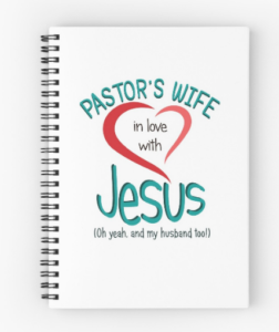 gifts for pastors wives