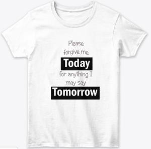 Christian t-shirts for women