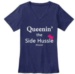 Side hustle christian women