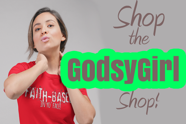 womens Christian t shirts. Quality products and Christian women's apparel you'll love wearing and sharing. GodsyGirl Christian tee shirts are high quality and womens christian t shirts from us make great gifts for moms and new believers.
