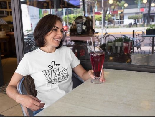 Wifey tshirts with Christian messages