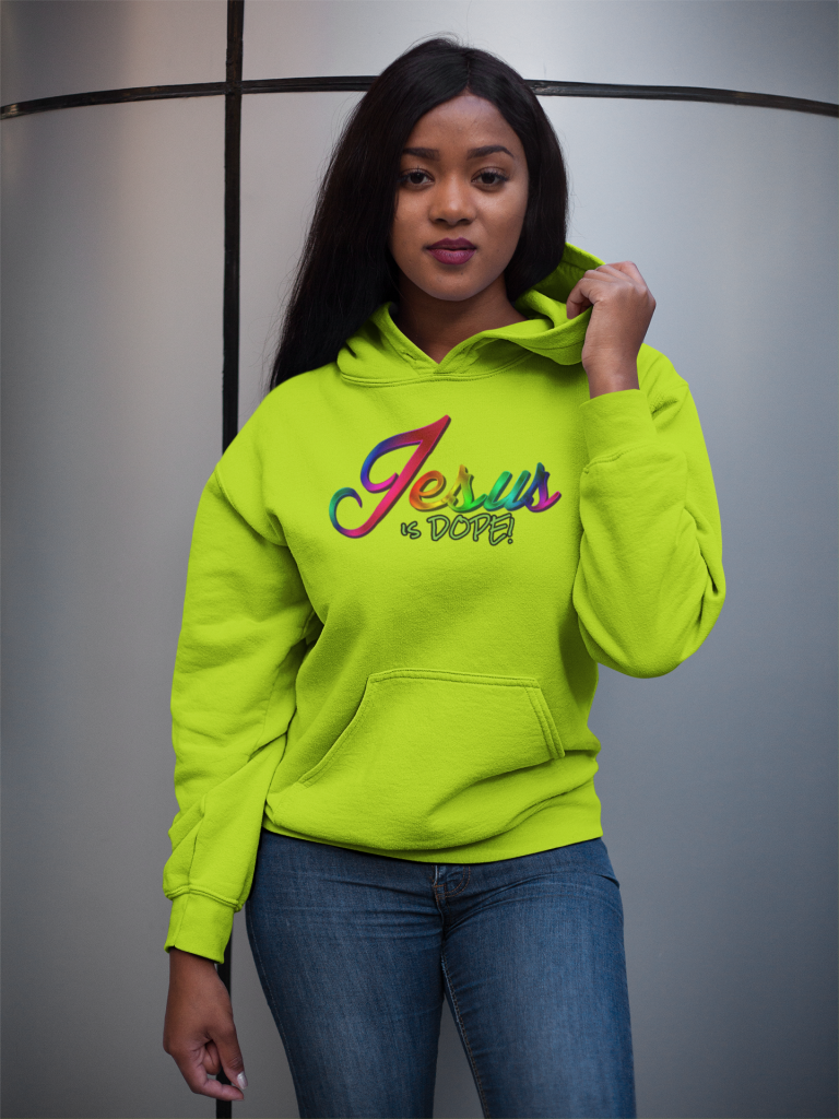 Jesus hoodies and Christian shirts for women