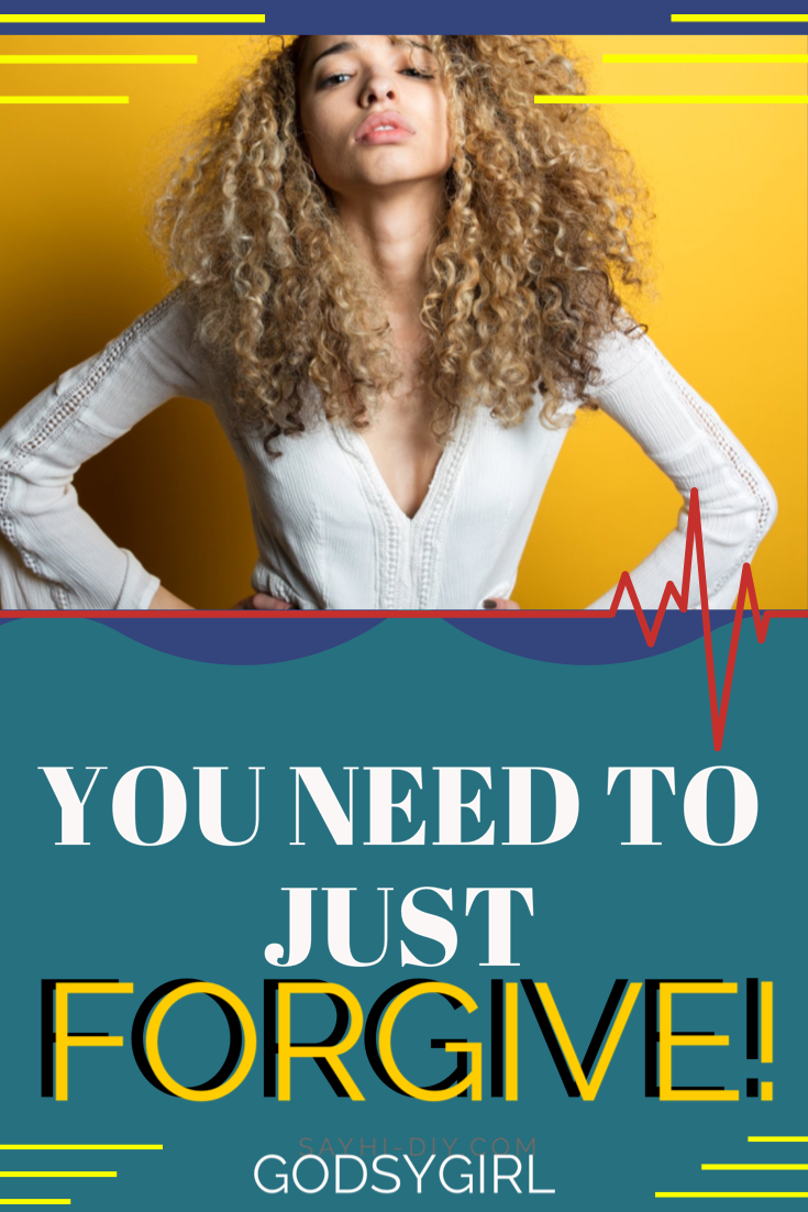You need to forgive forget and move on. It's easier that way ... for you!