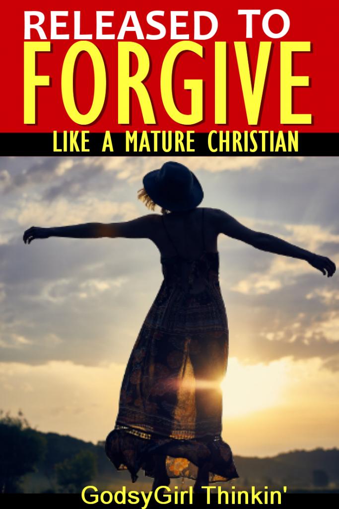 It's true.  Forgiveness makes life easier.