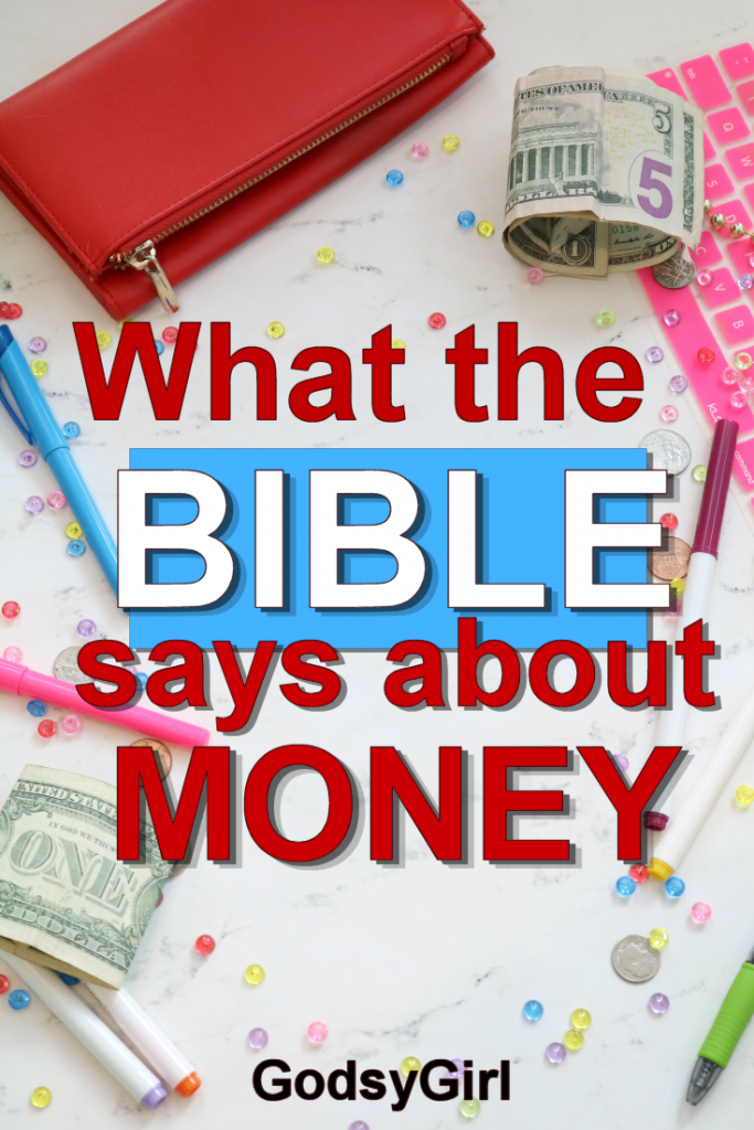 Find out what does the Bible say about finances.  Scriptures and tips.