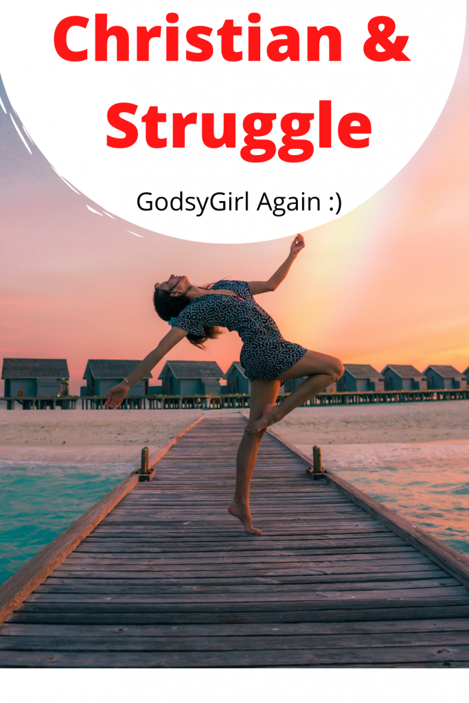 Christian struggle in our lives is a reality, but not a hopeless one!
