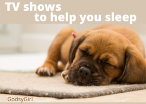 tv shows to help you fall asleep