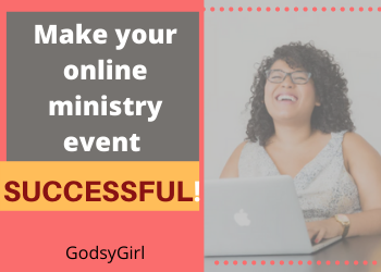 women's ministry virtual events