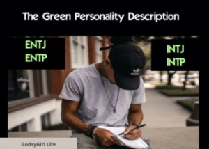 The Green Personality