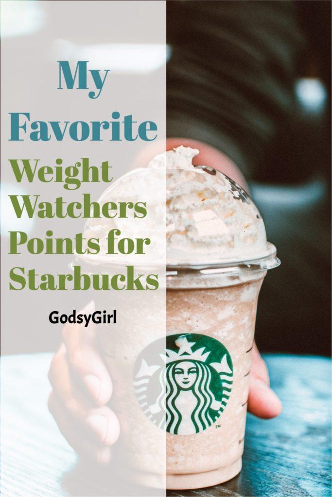 Yummy Weight Watchers Options for Starbucks